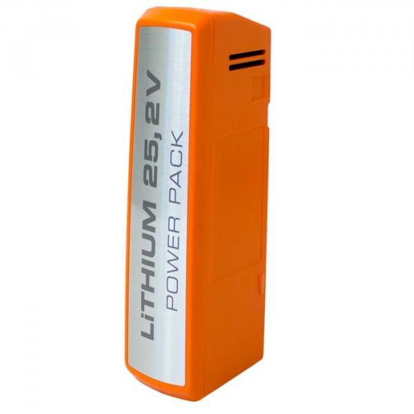 UltraPower akumulators Electrolux ZE037