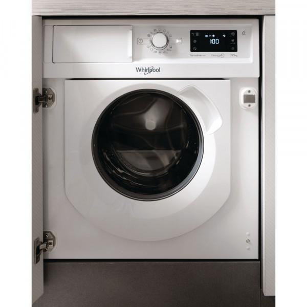 Veļas Mazgājamā Mašīna Ar Žāvētāju Whirlpool BIWDWG75148EU